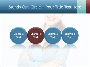 Cute Woman PowerPoint Templates - Slide 76