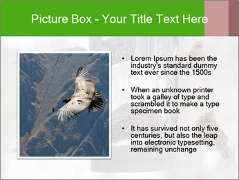 Sparrows During Winter PowerPoint Template - Slide 13