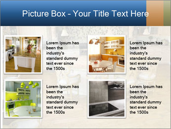 Huge Kitchen PowerPoint Template - Slide 14