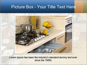 Huge Kitchen PowerPoint Template - Slide 15