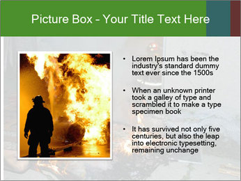 Fire PowerPoint Templates - Slide 13
