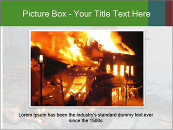 Fire PowerPoint Templates - Slide 15