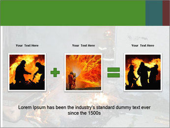 Fire PowerPoint Templates - Slide 22