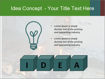 Fire PowerPoint Templates - Slide 80