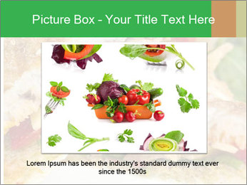 Grilled Sandwich PowerPoint Templates - Slide 15