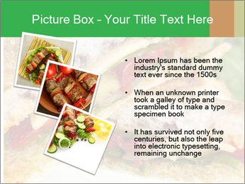 Grilled Sandwich PowerPoint Template - Slide 17