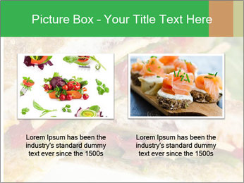 Grilled Sandwich PowerPoint Templates - Slide 18