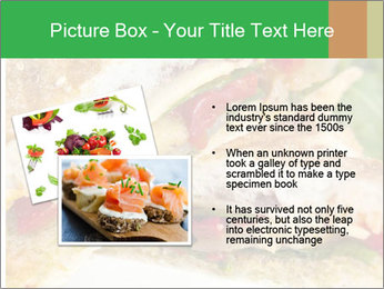 Grilled Sandwich PowerPoint Template - Slide 20