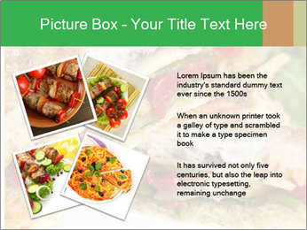 Grilled Sandwich PowerPoint Template - Slide 23