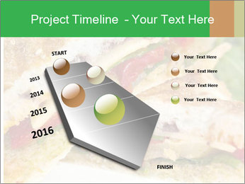 Grilled Sandwich PowerPoint Template - Slide 26