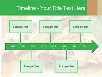 Grilled Sandwich PowerPoint Templates - Slide 28