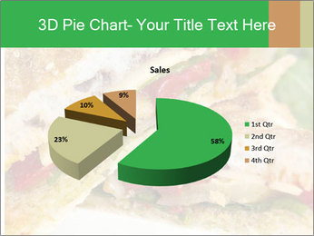 Grilled Sandwich PowerPoint Template - Slide 35