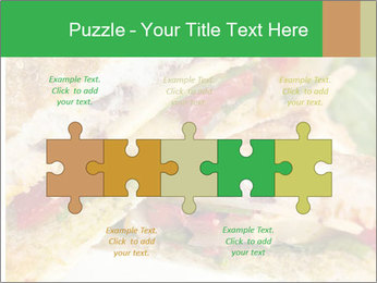 Grilled Sandwich PowerPoint Templates - Slide 41