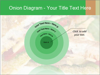 Grilled Sandwich PowerPoint Template - Slide 61