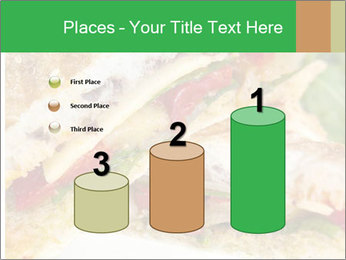 Grilled Sandwich PowerPoint Template - Slide 65