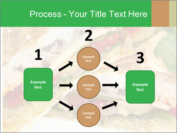 Grilled Sandwich PowerPoint Template - Slide 92
