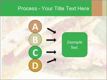 Grilled Sandwich PowerPoint Template - Slide 94