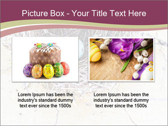 Nest With Blue Eggs PowerPoint Template - Slide 18