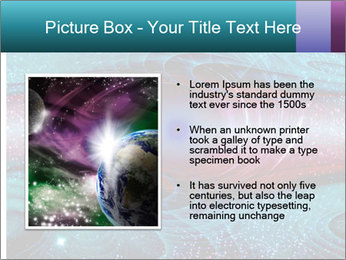 Art worm hole PowerPoint Template - Slide 13