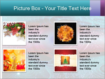 Art worm hole PowerPoint Template - Slide 14