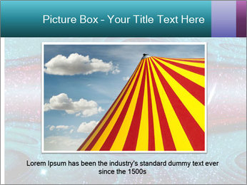Art worm hole PowerPoint Template - Slide 16
