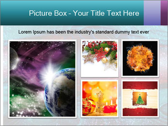 Art worm hole PowerPoint Template - Slide 19