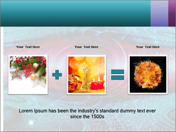 Art worm hole PowerPoint Template - Slide 22