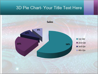 Art worm hole PowerPoint Template - Slide 35