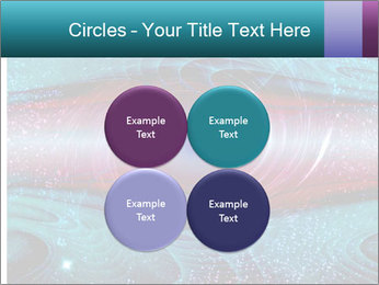 Art worm hole PowerPoint Template - Slide 38