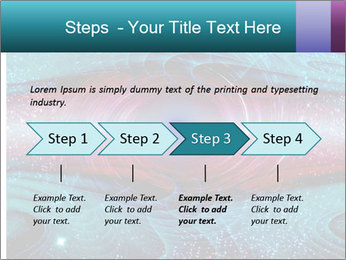 Art worm hole PowerPoint Template - Slide 4