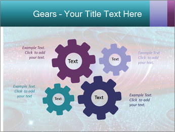 Art worm hole PowerPoint Template - Slide 47