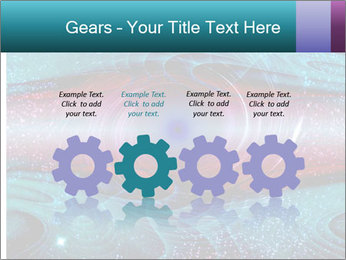 Art worm hole PowerPoint Template - Slide 48
