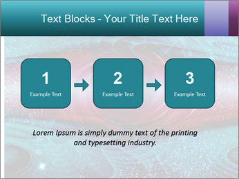 Art worm hole PowerPoint Template - Slide 71