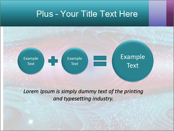 Art worm hole PowerPoint Template - Slide 75