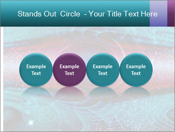 Art worm hole PowerPoint Template - Slide 76