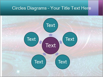 Art worm hole PowerPoint Template - Slide 78