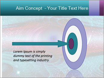 Art worm hole PowerPoint Template - Slide 83