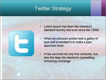 Art worm hole PowerPoint Template - Slide 9