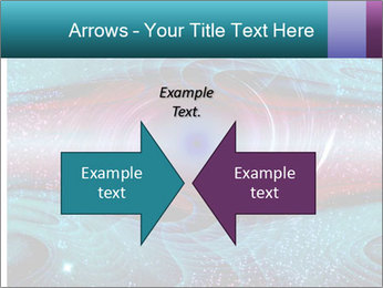 Art worm hole PowerPoint Template - Slide 90