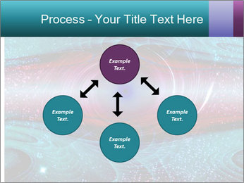 Art worm hole PowerPoint Template - Slide 91