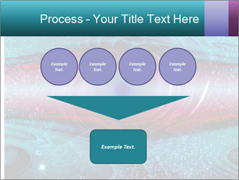 Art worm hole PowerPoint Template - Slide 93
