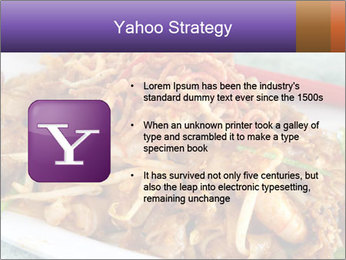 Penang Fried Noodle PowerPoint Template - Slide 11