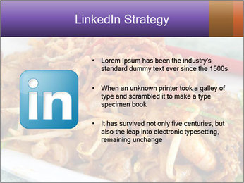 Penang Fried Noodle PowerPoint Template - Slide 12