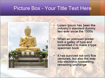 Penang Fried Noodle PowerPoint Template - Slide 13