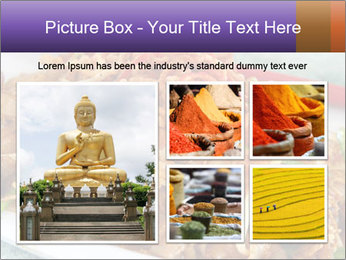 Penang Fried Noodle PowerPoint Template - Slide 19