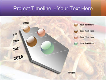 Penang Fried Noodle PowerPoint Template - Slide 26