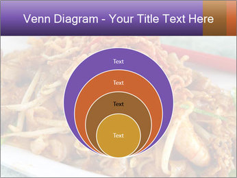 Penang Fried Noodle PowerPoint Template - Slide 34