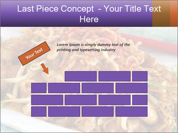 Penang Fried Noodle PowerPoint Template - Slide 46