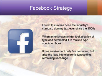 Penang Fried Noodle PowerPoint Template - Slide 6