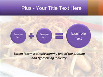 Penang Fried Noodle PowerPoint Template - Slide 75